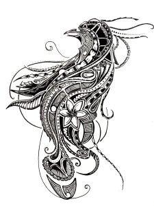 polynesian-tattoo-design-cool-birds