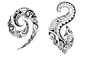 polynesian-tattoo-design-eel-fish-tiki