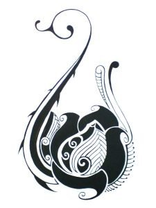 polynesian-tattoo-design-flower