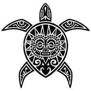 polynesian-tattoo-design-turtle-maori-style