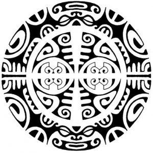 polynesian-tattoo-design-with-tiki-eyes-enata