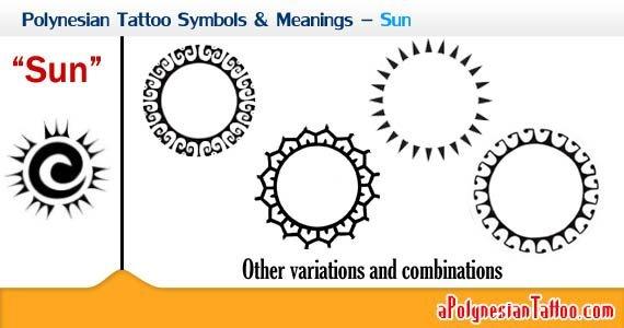 polynesian-tattoo-symbols-meanings-sun-2