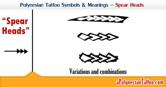 polynesian-tattoo-symbols-meanings-spear-heads-2