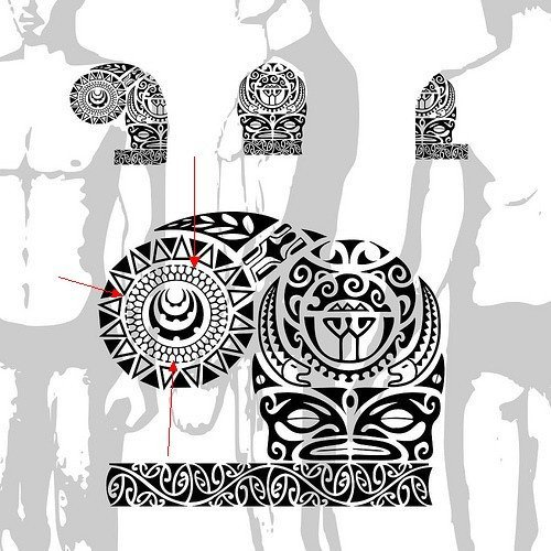 polynesian_tattoo_meanings_turtle_shells_design_sample-png
